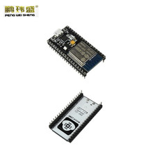 NEW NodeMCU-32S Lua WiFi Internet of things development board serial port WiFi module is based on ESP-32S(China (Mainland))