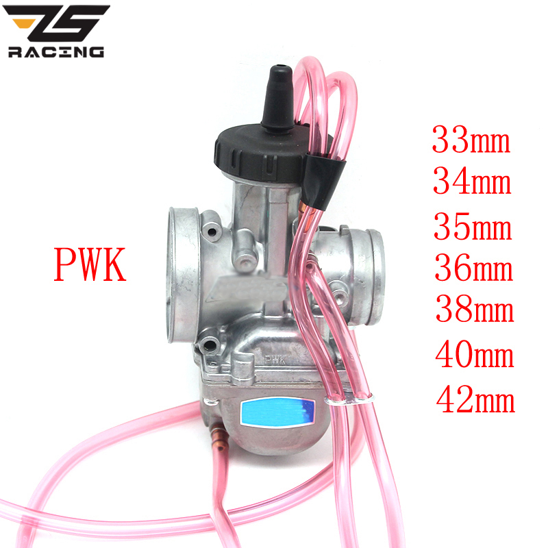 ZS Racing KEIH PWK 33 34 35 36 38 40 42mm PWK38 AIR STRIKER CARBURETOR Quad