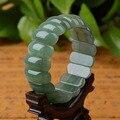 Dongling jade Verde Natural de cristal pulsera de moda pulsera de regalo de la joyería de los hombres y las mujeres