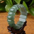 Natural Green Dongling jade bracelet fashion crystal bracelet jewelry gift men and women