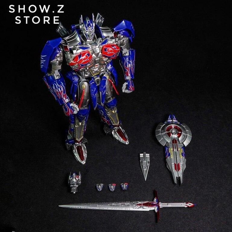 [Show.Z Store] Unique Toys UT R-02 Challenger MP10 OP Transformation Action Figure MP 10 MP-10