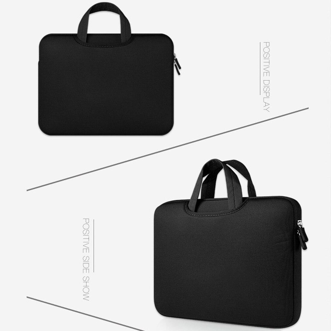 Laptop Sleeve Case 11.6 13.3 15.4 15.6 Inch Notebook Bag 13.3 For MacBook Air Pro 13 Case Laptop Bag 11,13,15 Inch Case