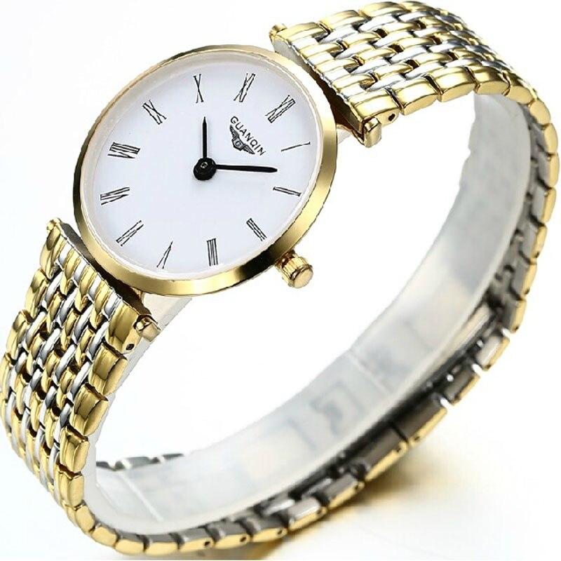 ФОТО watches men New Fashion designer  Original brand GAUNQIN Sapphire waterproof ultrathin 6mm Free shipping men watch