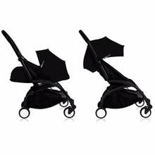 ORIGINAL Baby Stroller + Newborn Nb Nest Bebek Arabasi Used For Babies To Sleep Or To Travel Free 10 Accessory