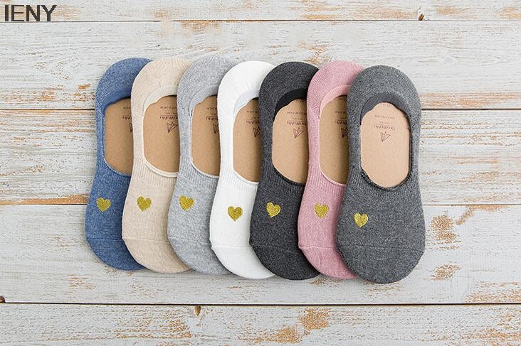 Ieny Hot Summer Boat Socks Mens Socks Mens Simple Short Socks Underwear & Sleepwears