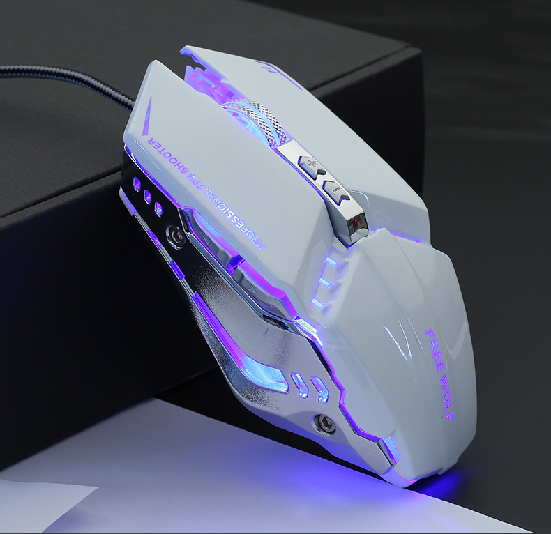Week's 3200DPI Ajazz Laptop 7