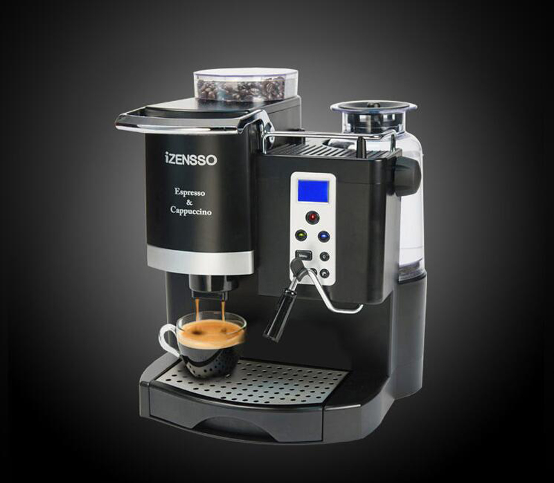 Capresso espresso and cappuccino maker