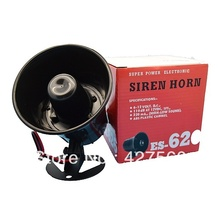 12V 120db Buzzer Speaker Wired Alarm Siren Horn For Car and Home Security Protection System