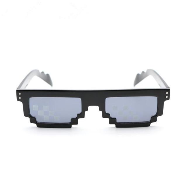 Пиксельные очки star love 3