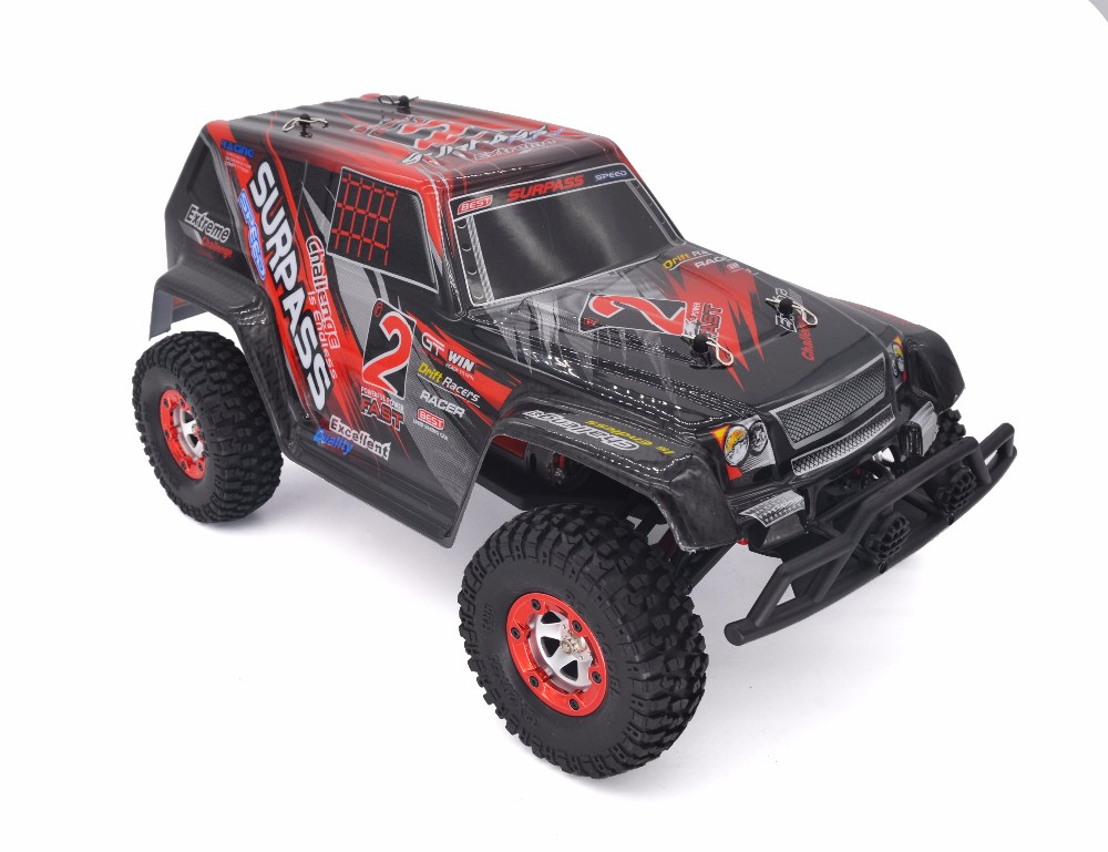 KELIWOW 1/12 RC Car 2.4Ghz 4WD High Speed SUV Offroad Remote Controlled Car RTR