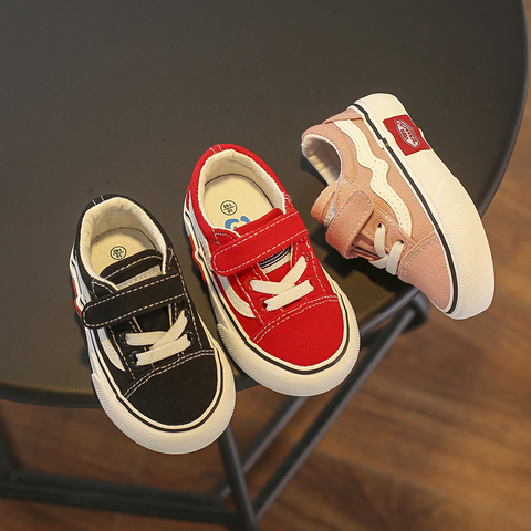 Babaya Baby Shoes Soft Bottom Baby Boy Casual Shoes 1-3 Years Old 2019 Spring Children Canvas Shoes Girls Walking Shoes Toddler Multan