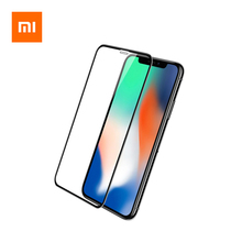 Mijia Youpin 3D Full Screen Protector Scratchproof Tempered Glass Screen Cover Film For  iPhone XS MAX/XS/X/XR/8P/8/7P/7