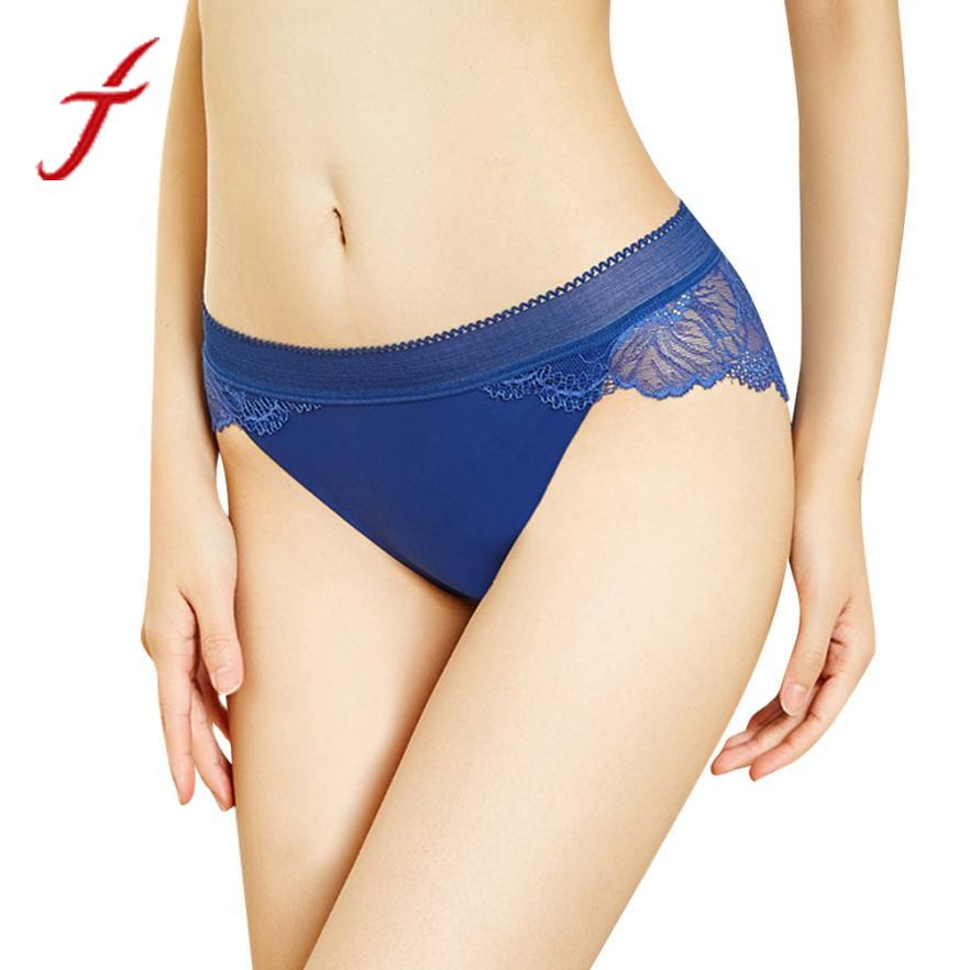 Aliexpresscom  Buy Feitong Sexy Panties Underwear Women Thong Bragas Thong Lace Word Pants Ladies Briefs Ropa Interior Femenina From Reliable -1852