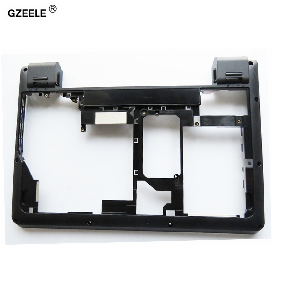 GZEELE New for Lenovo for thinkpad Edge E320 E325 base bottom case cover Laptop housing lower shell MainBoard Bottom Casing bottom cover for microsoft new surface pro 5 housing back cover case rear casing housing replacement repair part
