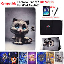 Gato Inteligente Caso Para Apple iPad 9.7