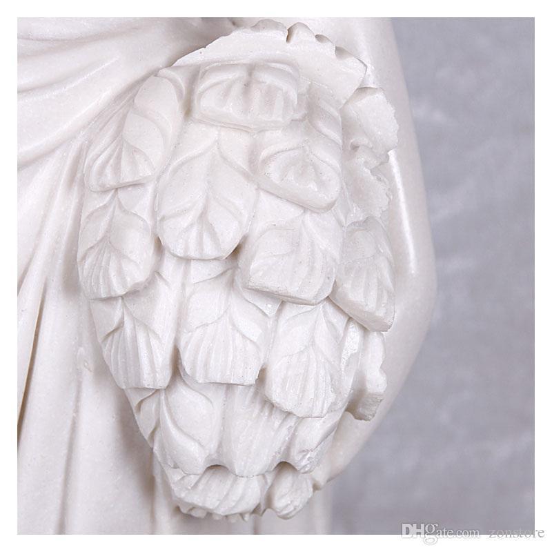 c061d577bb38 En gran medida Venus Cabeza Artesanía Escultura Cabeza Grande Americana  Pantalla Figura Estatua Escultura Artesanías De Mármol Piedra Arenisca en  Estatuas y ...