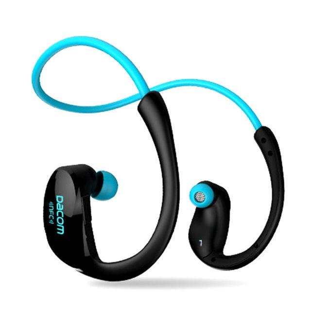 de373952b40 Bluetooth Headset 4.1 Wireless Headphones Sport IPX4 Sweatproof, Noise  Cancelling, Sweatproof Running Gym Exercise earphones. 1 order