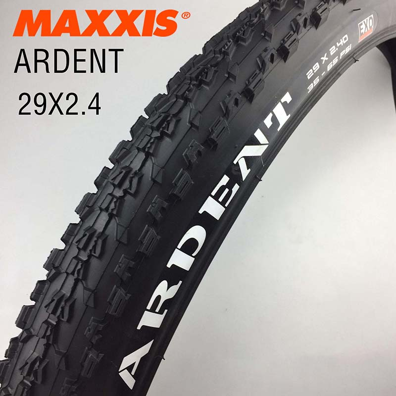 MAXXlS ARDENT bicycle tire 29 2 4 Downhill anti puncture mountain bike tires 29er folding Soft