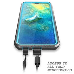 Image 5 - Funda para Huawei P30 de 6,1 pulgadas (2019), carcasa resistente UB Pro de cuerpo completo con Protector de pantalla incorporado y funda