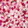 Виниловый фон для фотосъемки с красной  розовой розой  компьютерная печать  фон для свадьбы для фотостудии 10X10ft  F-1103