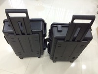 high quality trolley case Impact resistant sealed waterproof safety case security tool equipment tool case with pre cut foam
