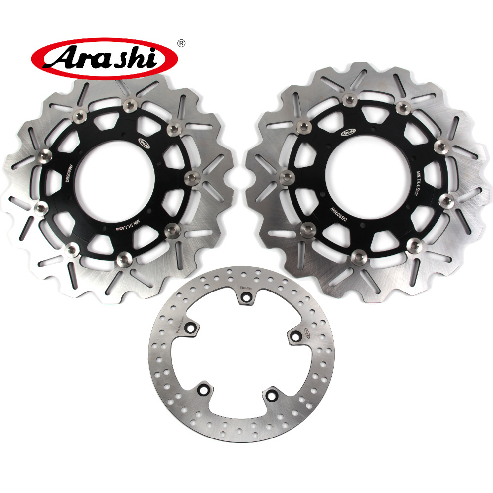Discs Brembo Bmw R 1200 GS 09 2009 Front Motorcycle Pair Brake ROTOR Motorcycle Brake Rotors Motorcycle Parts