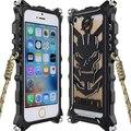 Новейшие Саймон Холодный Металл Алюминиевый Жесткий Броня ТОР ЖЕЛЕЗНЫЙ ЧЕЛОВЕК Телефон case анти-капля задняя Крышка для iPhone 7 6 6 s плюс 5 5S SE