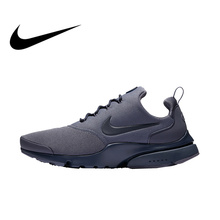 cd5a3c4794f7 Original Authentic NIKE PRESTO FLY Men Sports Support Lightness Mens  Running Shoes Sneakers Comfortable Breathable 908019