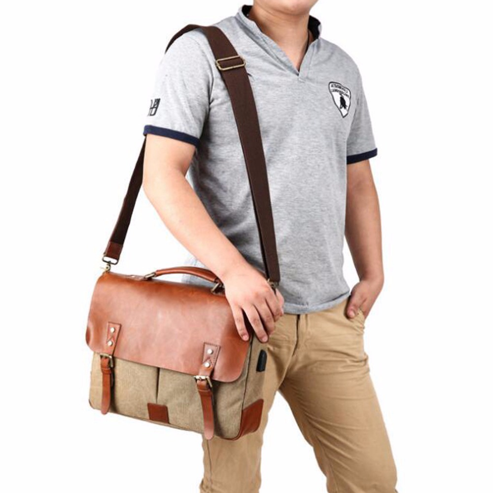 b5b0c260631 Mens Polo Canvas Backpack - CEAGESP