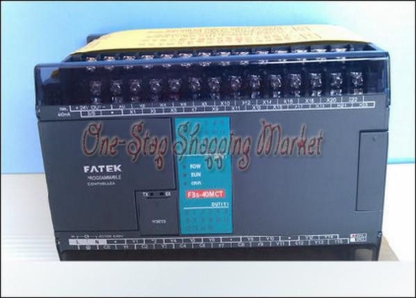 Brand New Original FBs-40MCR2-AC PLC AC220V 24 DI 16 DO relay Main Unit