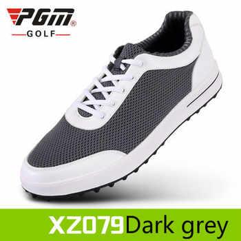 Summer Models PGM Golf Men\'s Shoes Super Men Breathable Net Cloth Sneakers Mesh Shoes Soft Ventilation Pgm Sports Shoes for Male