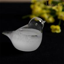 LanLan Weather Forecast Barometer Bird Shape Storm Glass Home Office Decoration Birthday Christams Gift-30