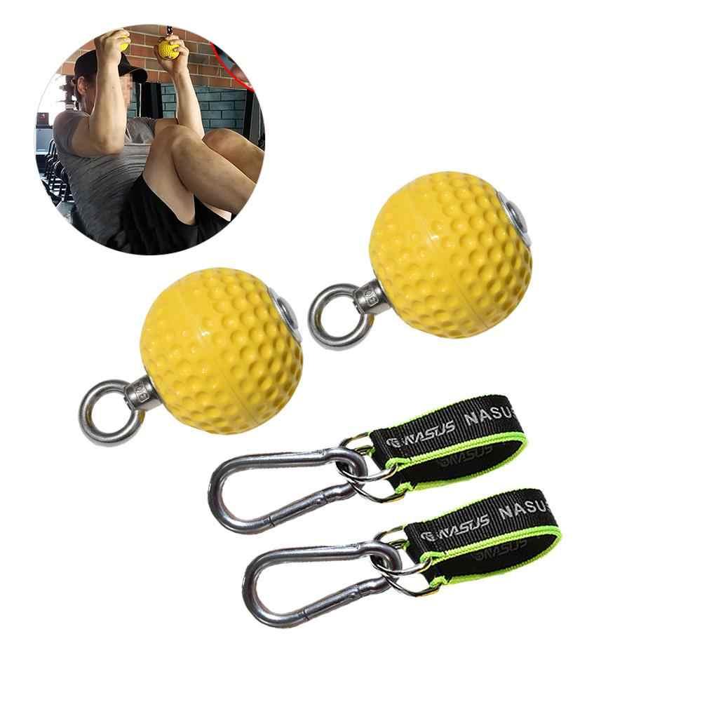 7.2/9.7mm Training Arm en Rug Spieren Pull-ups Versterken Bal Pols Klimmen Vinger Training Hand Grip sterkte bal
