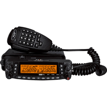 100% Brand NEW TYT TH-9800 PLUS 809CH Vehicle Mounted Walkie Talkie 50W Quad Band Dual Display Reapter Car Ham Radio