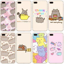 Pusheen The Cat Case For iPhone (8 colors)
