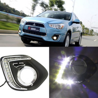 Ownsun New Updated LED Daytime Running Lights DRL For Mitsubishi ASX