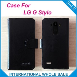 На Алиэкспресс купить чехол для смартфона for lg g stylo case factory price,6 colors high quality flip leather exclusive cover for lg g stylo tracking number