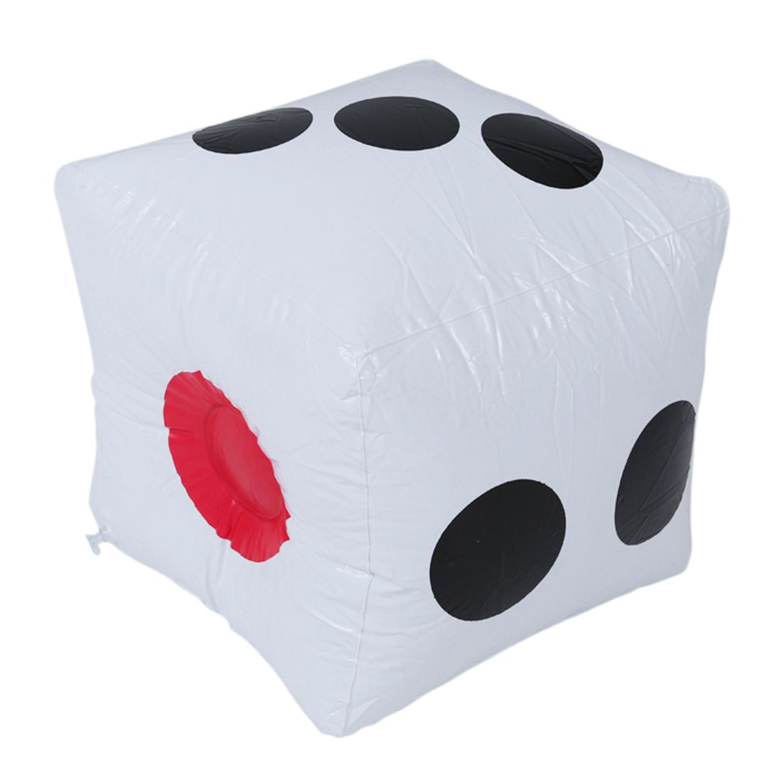 32cm Inflatable Blow Up Cube Dice Casino Poker Party Decorations Pool Beach Toy
