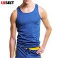 Hight Quality Men Tank Tops breathable Men casual Shirt quick dry bodybuilding shirt fashion men's vest 5 Colors (N-212D)