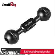 SmallRig DSLR Camera Ballhead Extension Bar for Magic Arms For Monitor Support 2108