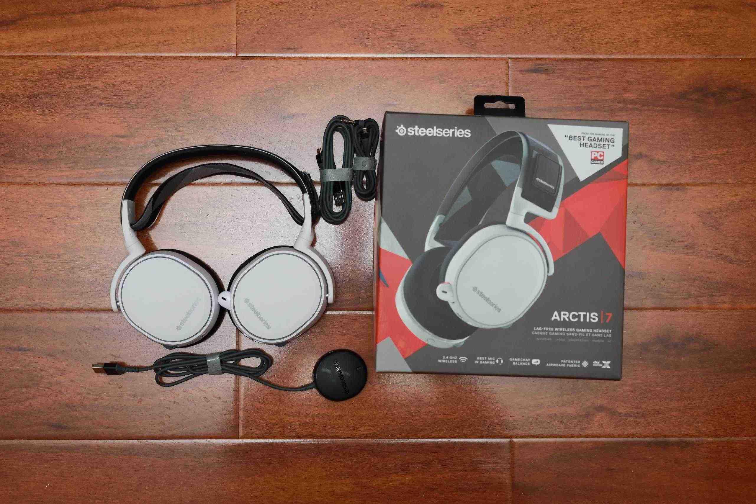 Análisis Steelseries Arctis 7 Auriculares Gaming