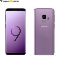 Unlocked Original Samsung Galaxy S9 Plus G965F 6.2 Octa Core Dual 12MP 6GB RAM 64 ROM 4G LTE NFC Snapdragon 845 Cell phone