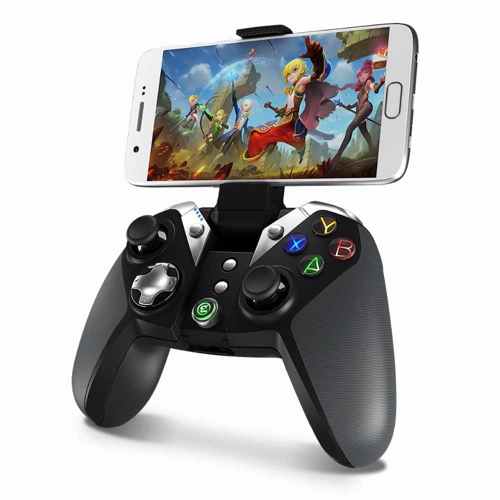 Contrôleur filaire USB GameSir G4 Bluetooth pour Android Smart Phone TV BOX tablette VR jeux, pour Windows PC (expédié depuis CN, états-unis, ES)