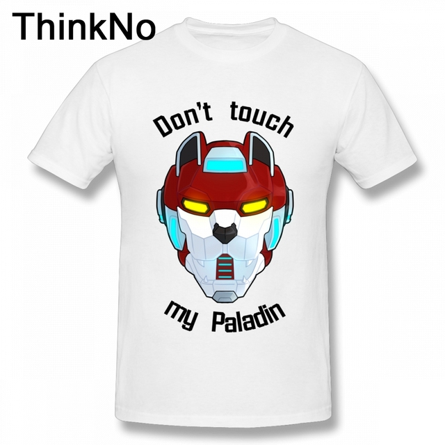 21270038 Voltron T shirt Legendary Defender Tees 2018 New Arrival T shirt Plus size  Summer Breathable Casual Popular Nice Cool Tee shirt