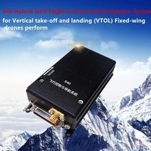S40 Híbrido UAV Controle De Vôo e Sistema de Navegação para a decolagem e pouso vertical (VTOL) Fixo-ala Drones executar