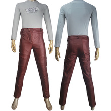 Guardians of the Galaxy Vol. 2 Peter Quill Star-Lord trousers t-shirt outfit superhero team halloween make-up costume xmas gift