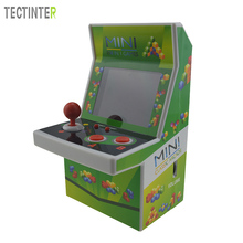 Built-in 108 Classical Video Game Mini Handheld Game Console Arcade Joystick Machine Portable Gaming Player For Children Adult