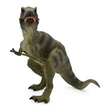 цены на Jurassic Tyrannosaurus Rex Dinosaur Model Toys Animal Plastic PVC Action Figure Toy For Children Gifts