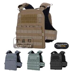 Image 2 - Emerson chaleco táctico AVS versión pesada, militar, Hunting, protector, EmersonGear, portador de placa de armadura corporal