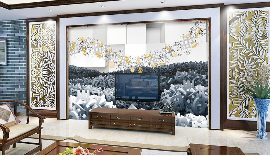 custom wallpaper for walls 3 d Digital English wallpapers for living room photo wall mural 3d stereoscopic wallpaper custom 3d mural wallpaper european style painting stereoscopic relief jade living room tv backdrop bedroom photo wall paper 3d